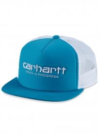 Carhartt WIP Trucker Cap (pizol/white)