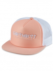 Carhartt WIP Trucker Cap (peach/white)