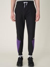 Cleptomanicx Track Pants Two (black)