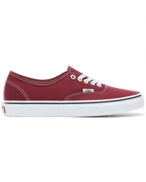 Vans Authentic (rumba red/true white)
