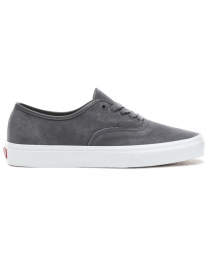 Vans Authentic Soft Suede (ebony/true white)