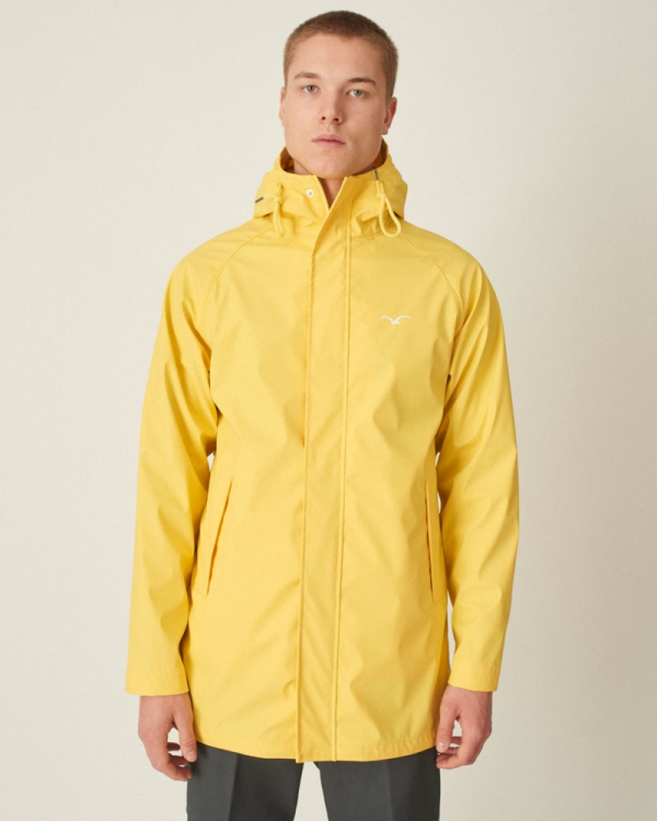 Cleptomanicx Don Jacke (yellow)