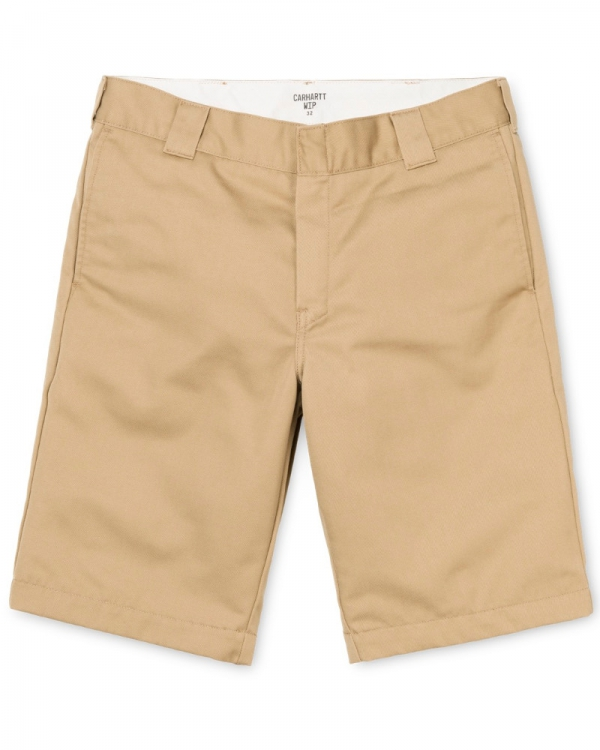 Carhartt WIP Master Short (leather rinsed)