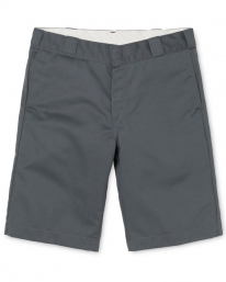 Carhartt WIP Master Short (blacksmith rinsed)