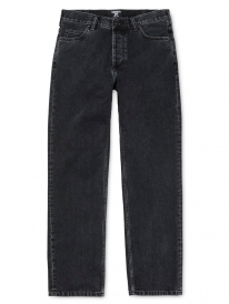 Carhartt WIP Marlow Pant (black stone washed)