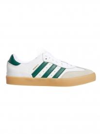 Adidas Busenitz Vulc RX (white/collegiate green/gum3)