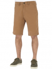 Reell Flex Grip Chino Short (ocre brown)