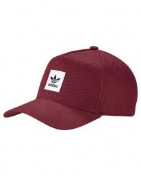 Adidas Aframe Cap (burgundy/white)
