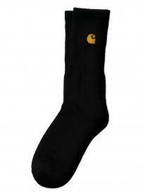 Carhartt WIP Chase Socken (dark navy/gold)
