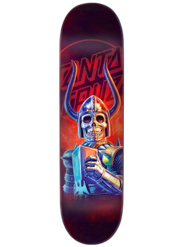 Santa Cruz The Worst Black Falcon Everslick Deck 8.5 Inch