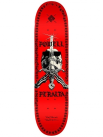 Powell Peralta SAS Chainz Deck 8.0 Inch (red)