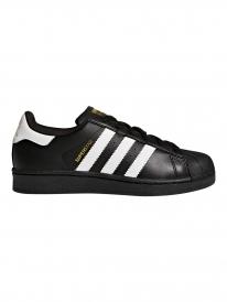 Adidas Superstar J (black/white/black)