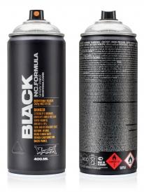 Montana Black NC 400ml Sprühdose (silverchrome/BLK)