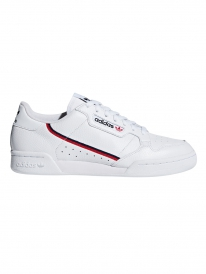 Adidas Continental 80 (white/scarlet/collegiate navy)