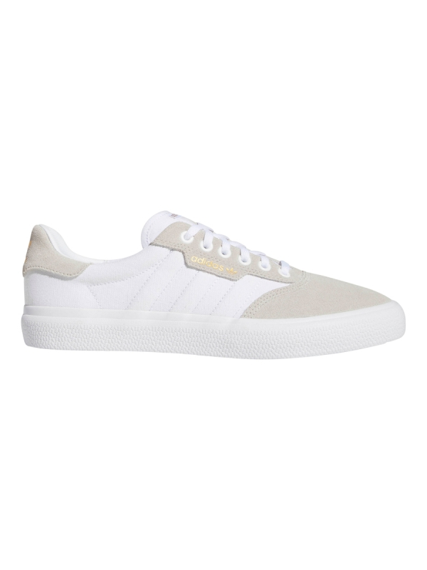 Adidas 3MC (white/crystal white/gold met)