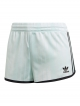 Adidas 3 Stripes Short (ice mint)