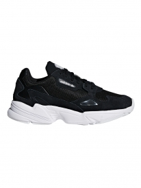 Adidas Falcon W (black/black/white)
