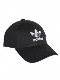 Adidas Baseball Classic Trefoil Cap (black/white)
