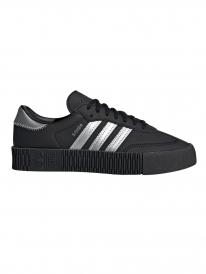 Adidas Sambarose W (black/silver/black)