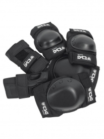 TSG Basic Protection Set (black) (verschied. Größen)