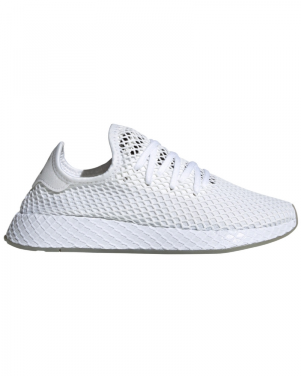 Adidas Deerupt Runner (white/core black/sesame)