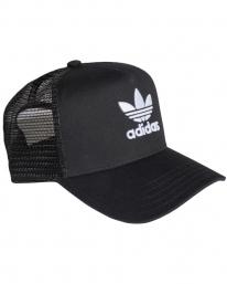 Adidas Aframe Trefoil Trucker Cap (black)