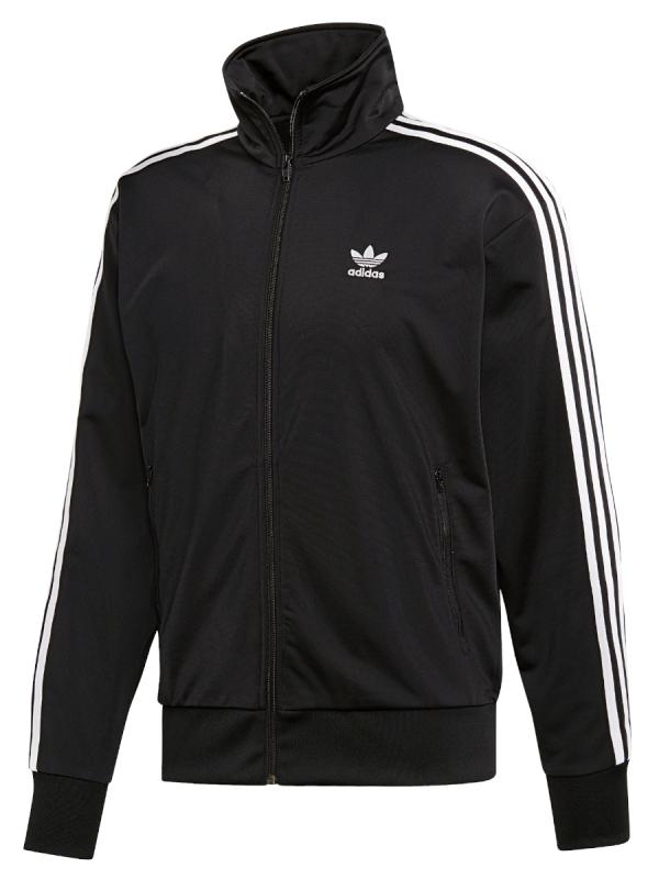 Adidas Firebird Tracktop Jacke (black)