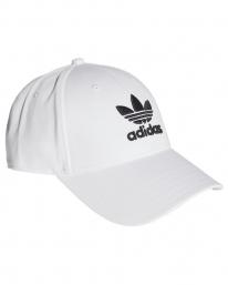 Adidas Baseball Classic Trefoil Cap (white/black)