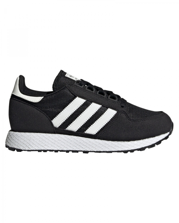 Adidas Forest Grove J (core black/cloud white/chalk white)