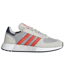 Adidas Marathon Tech (raw white/active orange/collegiate navy)