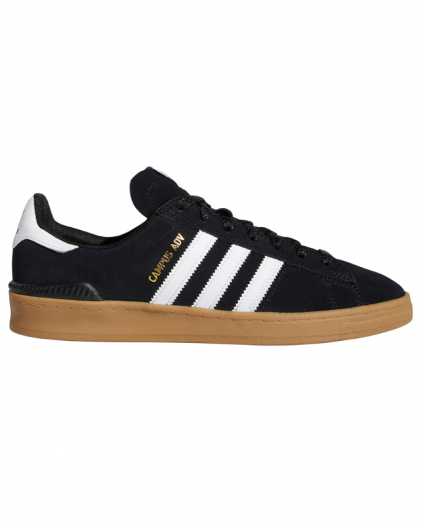 Adidas Campus ADV (core black/white/gum4)