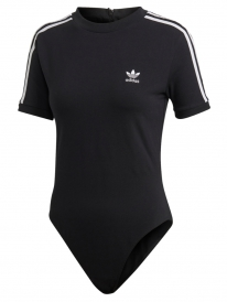 Adidas Short Sleeve Bodysuit (black)