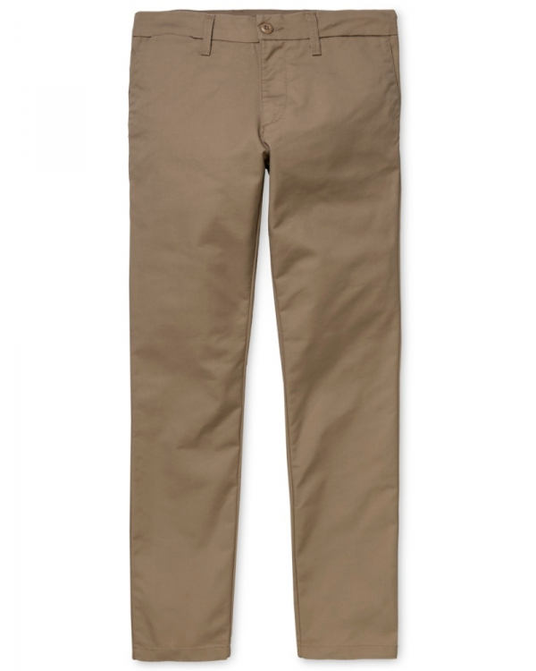 Carhartt WIP Sid Pant (leather rinsed)