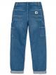 Carhartt WIP W Pierce Pant (blue dark stone washed)