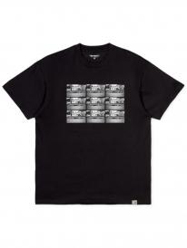 Carhartt WIP Matt Martin Motor T-Shirt (black/white)