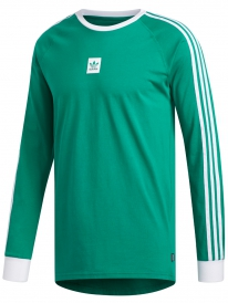 Adidas California Blackbird Longsleeve (bright green/white)