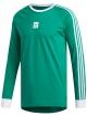 Adidas California Blackbird Longsleeve (bright green/white)