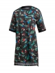 Adidas Tee Dress (multicolor)