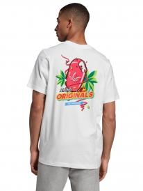 Adidas Bodega Popsicle T-Shirt (white)
