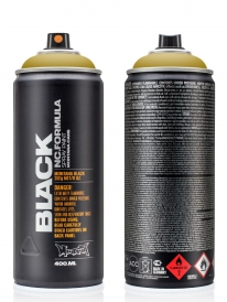 Montana Black NC 400ml Sprühdose (dehli/BLK1130)