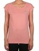 Iriedaily Panda Patch T-Shirt (peach pink)