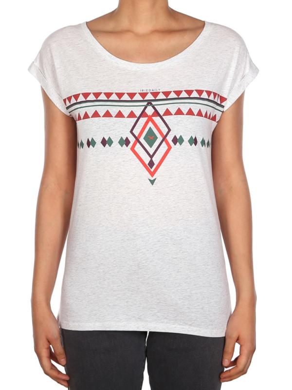 Iriedaily Hopi T-Shirt (white melange)