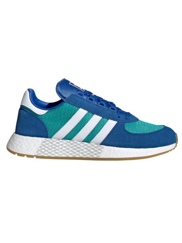 Adidas Marathon Tech (hi-res aqua/ftwr white/blue)