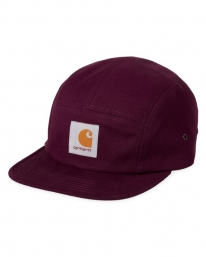 Carhartt WIP Backley Cap (merlot)