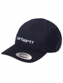 Carhartt WIP Carter Cap (duck blue/white)