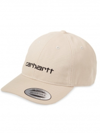 Carhartt WIP Carter Cap (wall/black)
