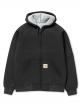 Carhartt Car-Lux Hooded Jacket (black/grey)