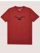Cleptomanicx Möwe T-Shirt (windsor wine)