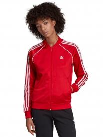 Adidas Superstar Track Jacke (scarlet)