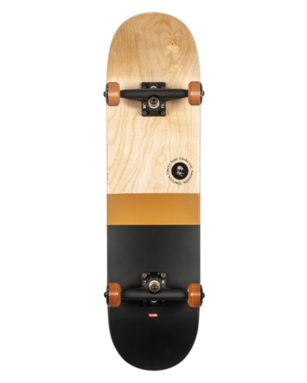 Globe G2 Half Dip 2 Komplett Skateboard 8.25 Inch (natural/pecan)